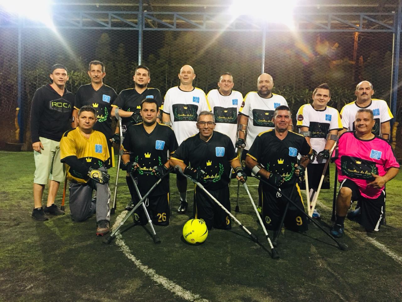 PZ Amputados Fútbol Club