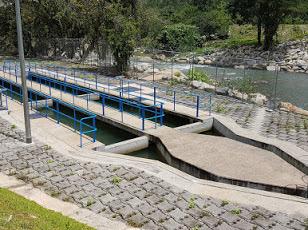 Acueducto sobre el río General